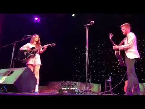 Britton Buchanan and Jackie Verna - Strawberry Wine (Deana Carter Cover)