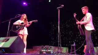 Britton Buchanan and Jackie Verna - Strawberry Wine (Deana Carter Cover) Mp3