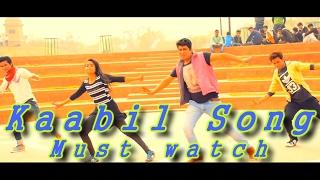 Kaabil Hoon Song (Video) | Kaabil | Hrithik Roshan, Yami Gautam | Jubin /Flicking FeetZ