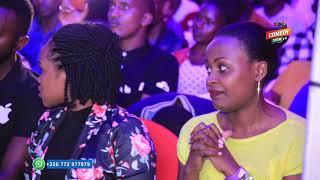 Alex Muhangi Comedy Store Nov 2018 - Tamale Mirundi