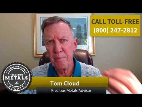 Tom Cloud's Precious Metals Market Update (10/4/17)