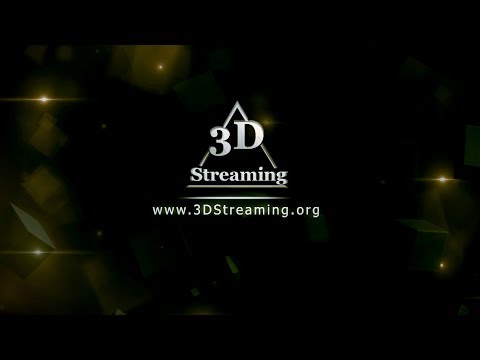 3DStreaming | The 3D Stereoscopy Community ACTION PROMO HD
