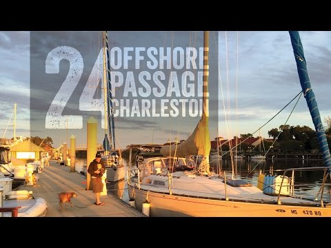 Sailing to the Bahamas Offshore Passage to Charleston Escape 24