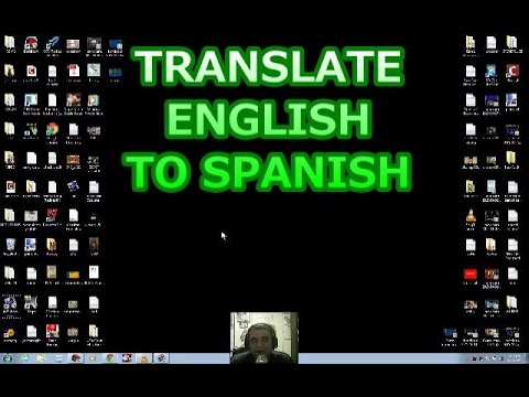 Will Show You Best Dictionary  To Translate English Into Spanish