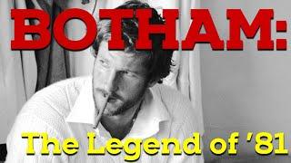 Botham: The Legend of '81 BBC2