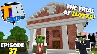 Truly Bedrock S2 Ep37! The Bank Heist And Trial Of Zloyxp! Bedrock Edition Survival Let's Play!