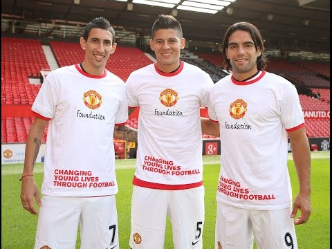 Manchester United Foundation End of Year Review 2014