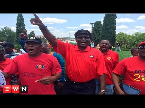 Vavi calls for mass protests over new...