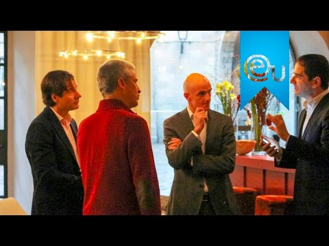 Happiness at Work Executive Business Breakfast - Executive Education at EU