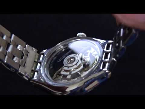 d5452dacef9 SWATCH IRONY STAINLESS STEEL  45