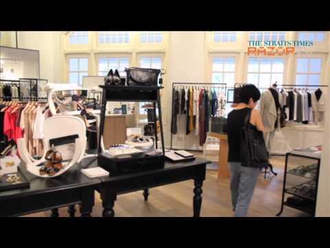 More Korean labels set up shop in S'pore (K-fashion Pt 1)