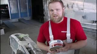 """Ремонт """"резинового"""" бампера системой от Roberlo ( обзор Roberlo  Bumper Plast90 и Multiplast )"""