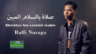 Sholatum Bissalam - Raffi Nuraga (VIdeo Lyrics)