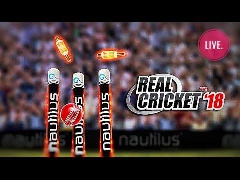 My Real Cricket 3D Stream