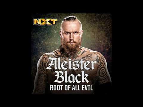 WWE: NXT (Aleister Black) -
