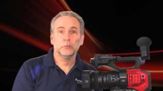 Панасонік АГ-DVX200 #11 режим Зони Баррі Грін