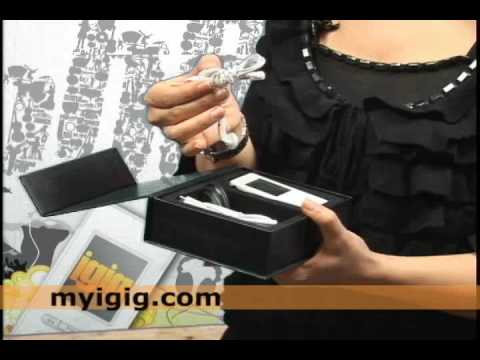 igig, MP3-MP4 Player Preloaded with 500 Songs (Promo 3)