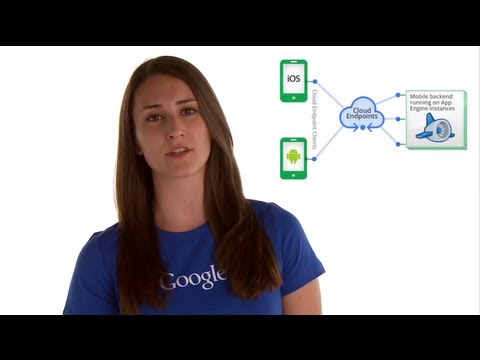 Build your mobile app with Google Cloud Platform