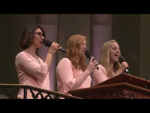 I Found It All given by The Crown College South Ladies' Trio