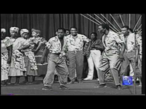 "G.B.T.V. CultureShare ARCHIVES 1993: A CULTURAL MIX ""From NY to Grenada"" (HD):"