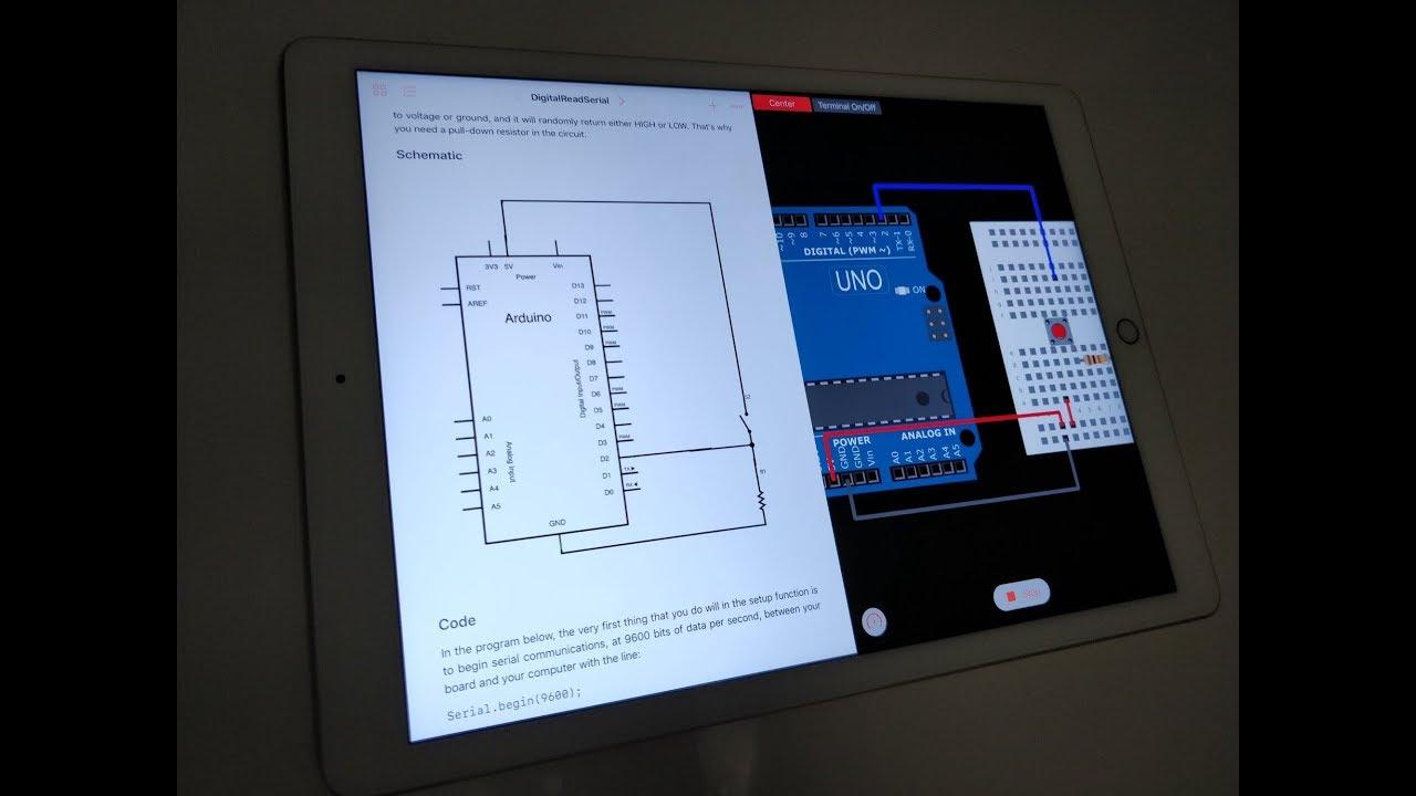 SWIFTUINO — Arduino Circuit Simulator for iPad in Swift Playgrounds