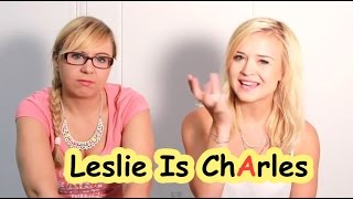 Neue PLL-Theorie: Ist LESLIE CHARLES? / Pretty Little Liars Theory by GossipGold