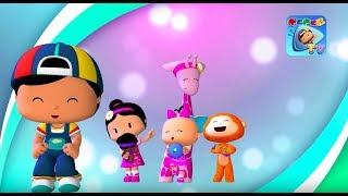 Pepee - Hop Hop - Dağınık Düzenli - Çocuk Şarkısı - Çizgi Film | Düşyeri