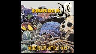 """MURDER ONE - Music is life without war"""" cd 2019 (BZH Hardcore)"""
