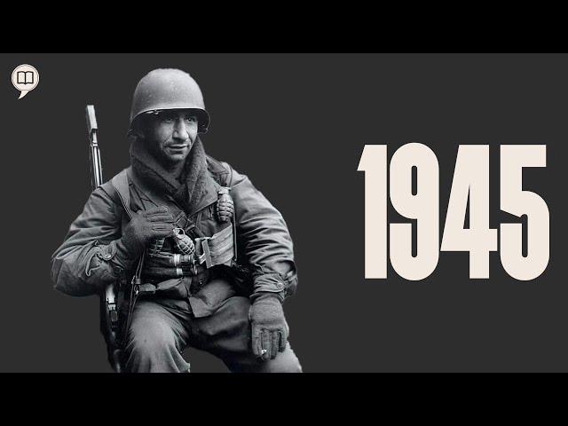 1945 - Seconde guerre mondiale tome 7   L'Histoire nous le dira