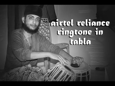 Airtel Reliance Ringtone Tabla Cover