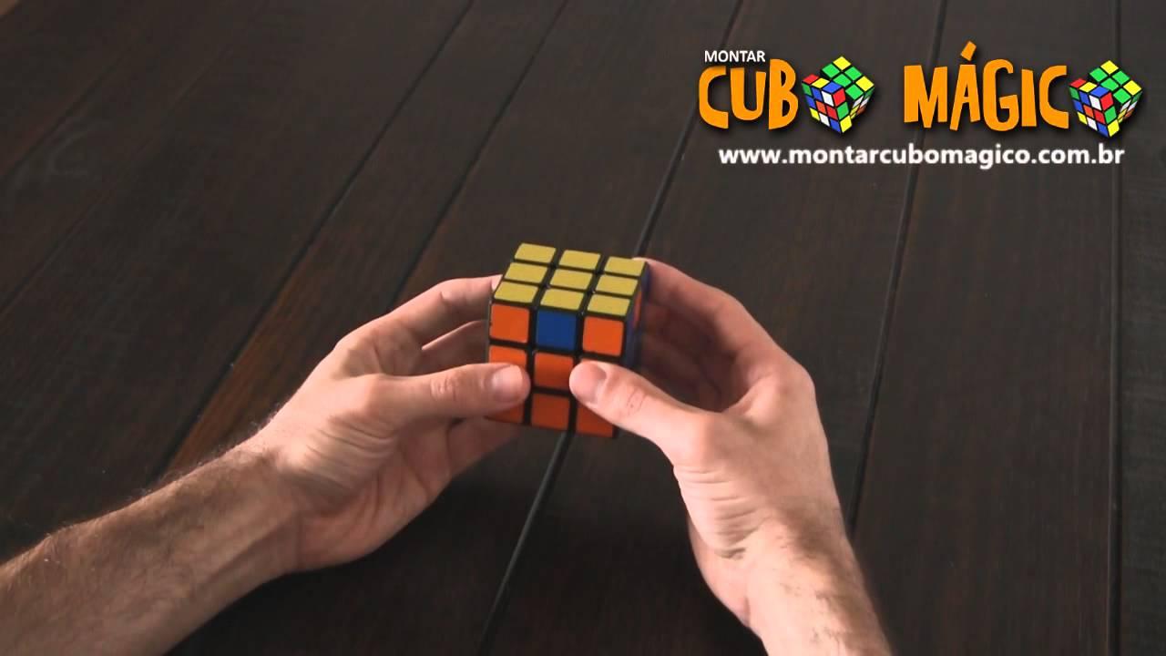 Dicas para Montar o Cubo Mágico Mais Rápido - Parte 6 de 6