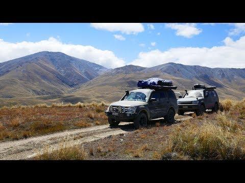 Oteake Conservation Area - South Island, New Zealand