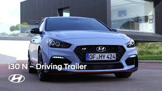 [Hyundai N] Driving Trailer I. : i30N