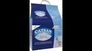Бесплатный Catsan или как экономить на наполнителе для кошачьего туалета