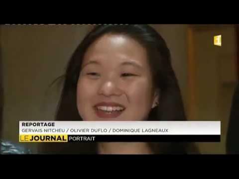 Portrait d'une jeune avocate polynésienne : Timeri LAW.