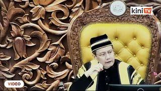 Speaker baru dilantik minta MP Shah Alam keluar dewan