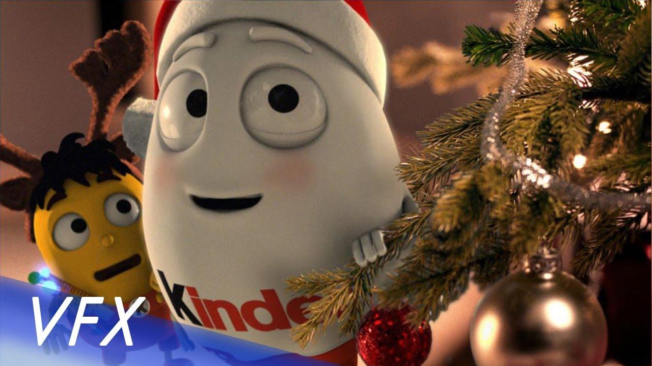 Download Kinder Sorpresa Natale (2011) • VFX Spot