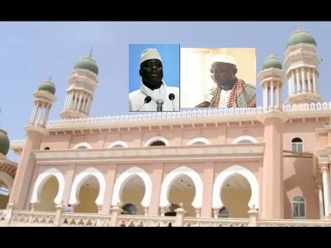 Yahya Jammeh's Involvement In The Closure Of The Gunjur Mosque, The Imam Explains