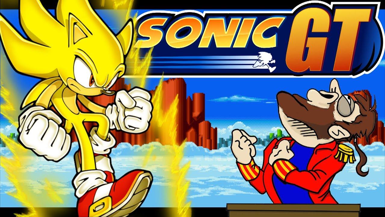 SUPER SONIC EST CRAQUÉ !!! -Sonic GT- [SUITE ET FIN AVEC TOUS LES SECRETS]
