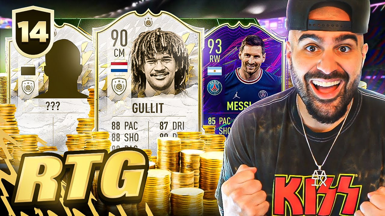 Download 20 MILLION COIN Shopping Spree!! BEST FIFA TEAM EVER!! FIFA 22 Ultimate Team RTG #14