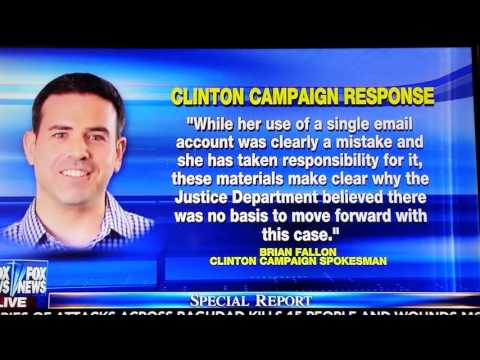 Clinton told FBI she didn't remember Classified information laws/policies,FBI release58 page report