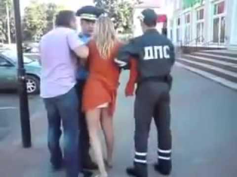 Пьяные и доступные россиянки
