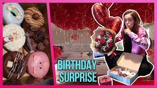 Rođendansko iznenađenje za mamu 🙈