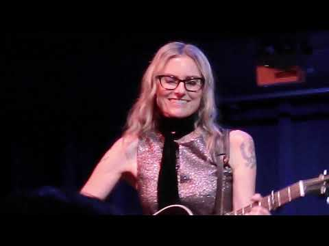 Aimee Mann 1/28/2018 - Voices Carry - Music Box Supper Club, Cleveland