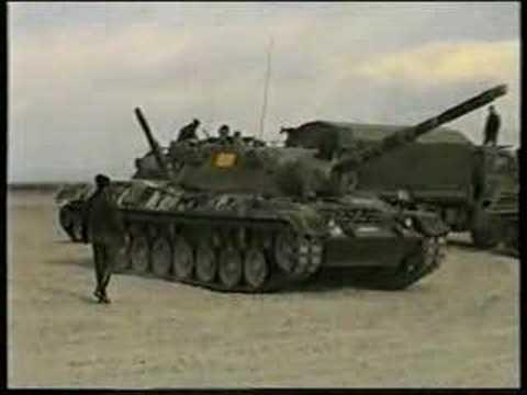 Foto carro armato leopard 86