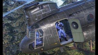 Rust - 4 места в машине и 12 в вертолете!