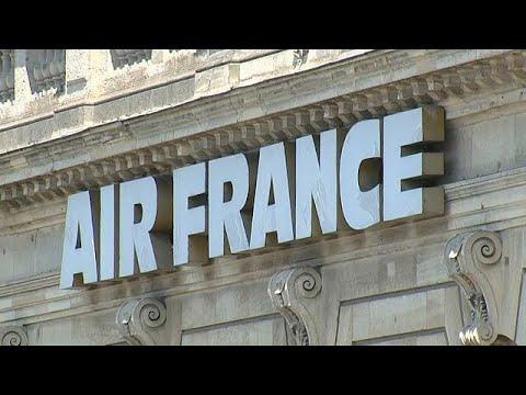 Air France терпит убытки