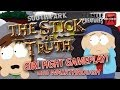 """""""South Park: Stick of Truth"""" Girl Fight gameplay and Walkthrough"""
