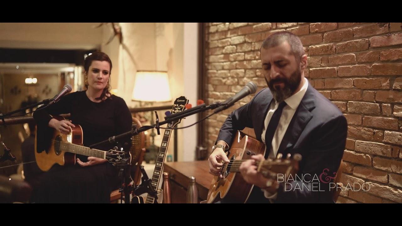 Just Breathe (Pearl Jam) + Pra Você Guardei o Amor COVER AO VIVO por Bianca e Daniel Prado