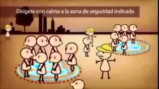 RECOMENDACIONES GENERALES EN CASO DE UN SISMO E INCENDIO